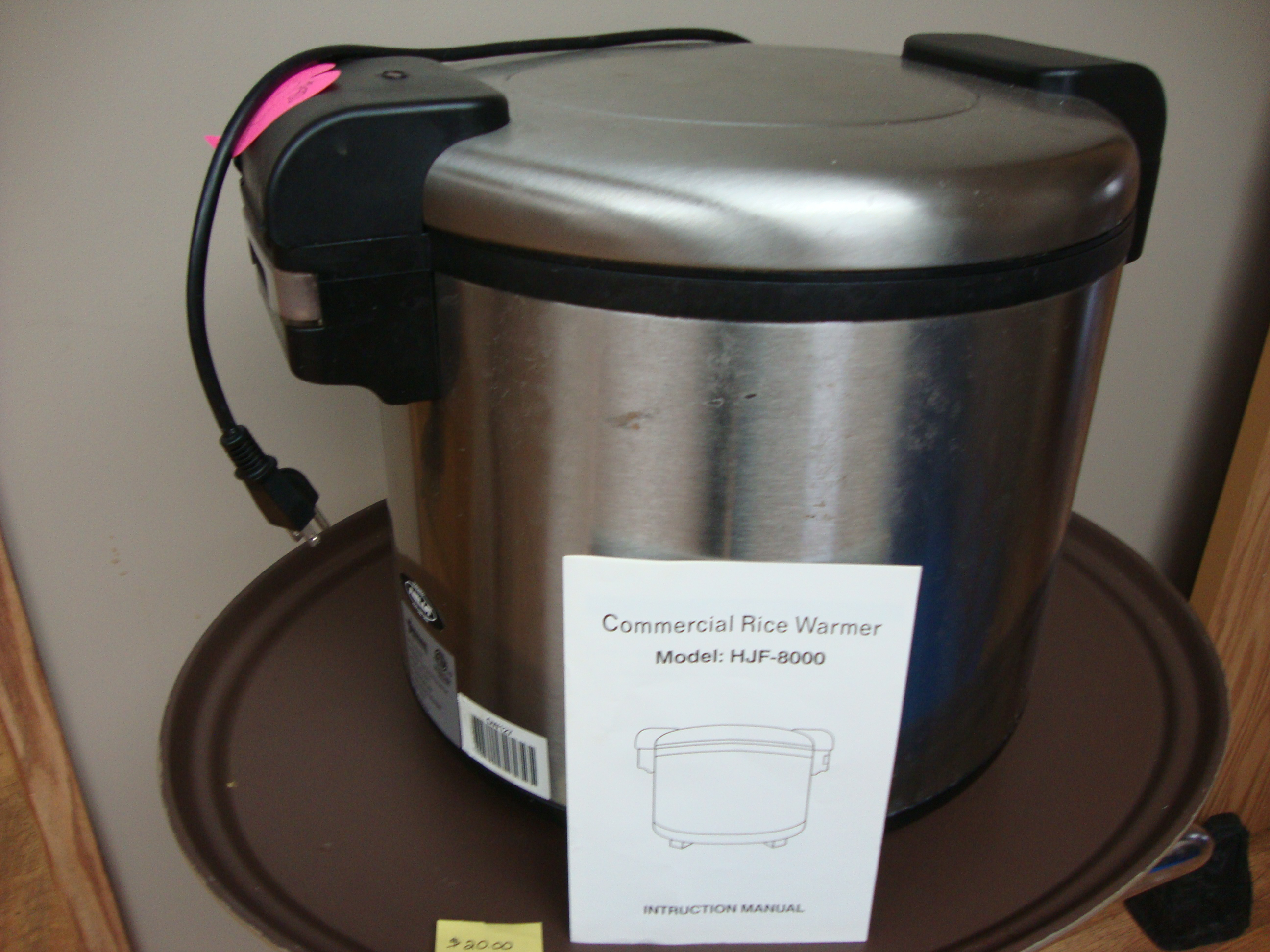 Commercial Rice Warmer